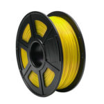 1.75mm 3D Printer PLA Filament Printing Material for Mendel RepRap (Yellow)
