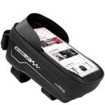 Wheel Up MTB Bike Bag Touchscreen Cycling Waterproof Top Tube Phone Case