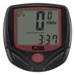 SUNDING 548B Waterproof MTB Bike Speedometer Cycling Digital LCD Odometer