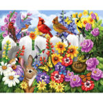 5D DIY Diamond Painting Full Drill Animal Cross Stitch Mosaic Home Decor