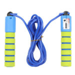Jump Ropes with Counter Sports Gym Adjustable Fast Speed Counting Skip Rope