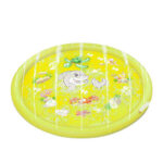 170cm Dolphin Inflatable Water Spray Mat Kids Lawn Play Sprinkler Games Pad