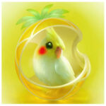 5D DIY Full Drill Diamond Painting Novelty Bird Cross Stitch Embroidery Kit