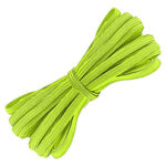 5 Yards Elastic Band for DIY Sleeve Mask Stretch Rope (Fluorescent Yellow)