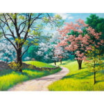 1000pcs Puzzle Scenery Picture Jigsaw Toys Children Adults Room Decor Gift