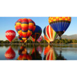Picture Puzzle 1000pcs Air Balloon Jigsaw Toy Kids Adult Bedroom Decor Gift