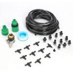 Garden Watering Hose Sprinkler Set Auto Atomization Irrigation System (20m)