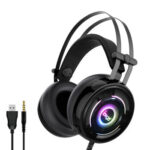 Surround Stereo Wired Headphone Gaming Headset with Mic for PS4/Xbox One PC