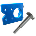 35mm Hinge Jig Plastic Carpenter Installation Hole Wood Drill Guide Hinge