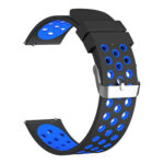 Silicone Replace Watch Strap for Samsung Galaxy Watch Active2 44mm (Blue)