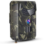 PR100-1 Wildlife Camera Waterproof Infrared Night Vision Hunting Camera
