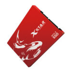 X-STAR Red 480GB 3D NAND 2.5 inch 7mm SATA III SSD 6Gbps Solid State Drive