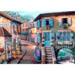 Colorful Cottage DIY Diamond Painting Cross Stitch Embroidery Mosaic Kit