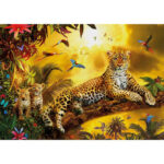 Tiger 5D Full Drill Diamond Embroidery Painting Needlework Hobbies Crafts