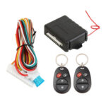 Car Remote Central Door Lock Kit Auto Keyless Entry Alarm System 410/T123