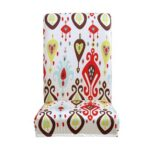 Digital Print Thin Chair Cover All-inclusive Elastic Chair Slipcovers (1pc)
