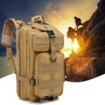 30L Large Space Waterproof Rucksack Outdoor Camping Backpack Shoulders Bag