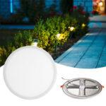20W  LED free aperture panel light white light warm light neutral light ceiling lamp-08781920