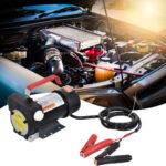 12V Fuel Oil Fuel Transfer Pump Kit Red-65119965