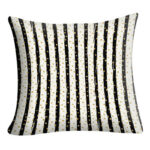 Geometric Printed Pillowcase Home Car Decorative Sofa Cushion Cover (E)