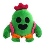 20cm Simulation Cactus Doll PP Cotton Stuffed Model Plush Toy Home Decor