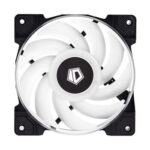 3pcs ID-COOLING DF-12025-ARGB TRIO Cooling Fan Ball Bearing Chassis Cooler