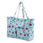 Embroidery Storage Bag Crochet Hooks Organizer Thread Yarn Holder (E027)