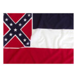 Mississippi State Flag 60x90cm USA Flags Banner Flag Outdoor Decoration