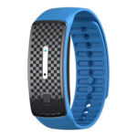 Ultrasonic Mosquito Repellent Bracelet Anti Insect Wristband (Blue)