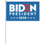 US Presidential Selection Flag 2020 Biden Campaign Flag with Flagpole (04)