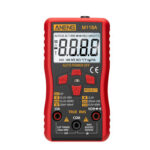 M118A Digital Multimeter True RMS AC/DC Voltage Current Meter NCV Tester