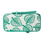 Portable Leaves Printed Gamepad Case Waterproof Pouch Bag for Switch Lite