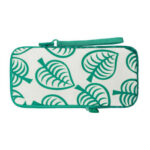Leaves Print Gamepad Carry Case Portable Waterproof Pouch Bag for N-Switch