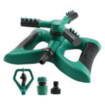 4pcs/Set 360 Degree Sprayer Nozzle Garden Sprinklers Water Irrigation Tool