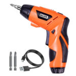 4.2V Electric Screwdriver Multi-function Cordless Rechargeable Power Drill