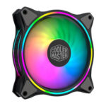 Cooler Master MF120 12cm DC 12V ARGB 4-Pin PWM Quiet Fan for Computer Case