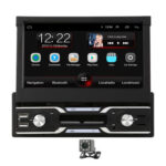 SWM 9703 Android 10.1 GPS WiFi USB Car Radio Auto Stereo + Rearview Camera