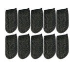 10pcs Touch Screen Thumbs Finger Sleeve for Mobile Phone Game Gaming Gloves