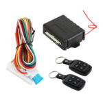 Car Remote Central Door Lock Kit Auto Keyless Entry Alarm System 410/T105
