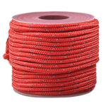 Outdoor Camping Canopy Lanyard 4mm Reflective Tent Paracord Rope (10m)