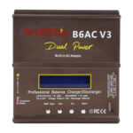 iMAX B6AC 80W NiMH Lipo LiHV Battery Balance Charger for RC Helicopter (US)