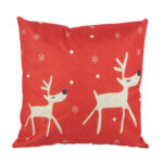Christmas Xmas Santa Claus Cushion Cover Pillow Case Square Home Decor E