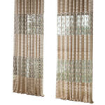 Door Window Curtain Drape Panel Sheer Scarf Valances for Room Home