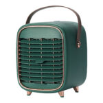 Portable Air Conditioner 3 Speed Desktop Humidifier Cooling Fan (Green)
