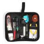 31pcs Guitar Toolkit Guitar Repair Maintenance Tool Set with Wrench Ruler