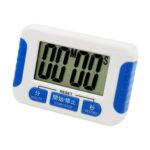 Electronic Timer Mini Portable LED Digital Gym Control Time Clock (Blue)