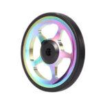 Mi.Xim Aluminum Easy Wheel with M6 Bolt for Brompton Folding Bike (Multi)