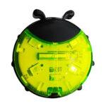 Ladybug Children Scooter Bike Wheel Spokes LED Lights (Intelligent Green)