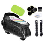 WEST BIKING Multifunctional Bicycle Repair Tool Kit w/Tire Lever Patch (01)