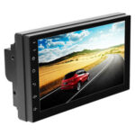 708C 2DIN Car Radio Quad Core Android 10 GPS BDS Bluetooth WiFi Head Unit